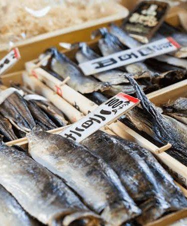 Japan: Tsukiji Fish Market