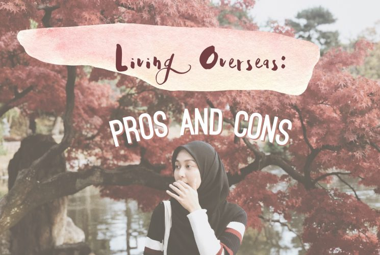 living oversea pros and cons