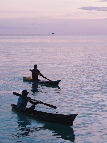 Short Getaway in Mabul Island